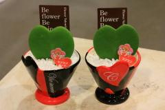 【商品名】ホヤ ラブラブハートカクテル 【コメント】色々な鉢のバリエーションが有りますよ。